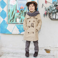 Risunnybaby cloth Aykta high quality sweet slim trench belt