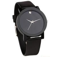 BEST Casual men's male lovers strap watch fashion brief quartz fashion watch mens watch