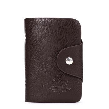 Male card holder soft leather card holder card case bag multi card holder bank card holder credit card sets card book