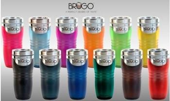 Brugo intelligent temperature control vacuum cup 450ml temperature control