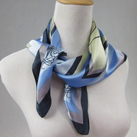 FREE SHIPPING!!!   stylish silk women scarf printf (SF018)