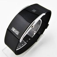 GOOD Onepiece watch student watch ultra-thin led blu ray watch animation