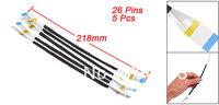 5 Pcs B Type AWM 20624 80C 60V VW-1 26 Pin Flex Flat Cable