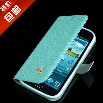 For samsung   i9082 n7100 mobile phone case mobile phone case cell phone n719 protective case i9300 phone case leather case