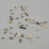 Free shipping for iPhone 4G Screws original one set