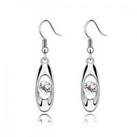 Crystal accessories crystal earrings drop earring is - a71