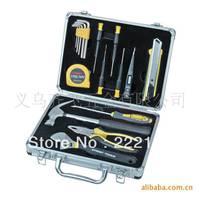 Genuine high-grade household gifts Reid 17pc Aluminum Tool Box 019017