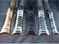 Special Watch accessories tungsten steel watchband 6027 single male Women multicolor