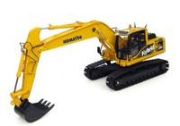 FREE SHIPPING!!   1:50  UH8080  Komatsu hb205 hybrid komatsu excavator model 2013 new types