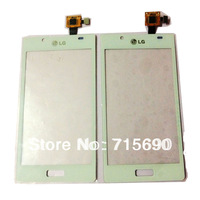 FOR LG Optimus L7 P700 P705  Orignal white LCD Display Touch Screen Digitizer Assembly For LG Optimus L7 P700 P705
