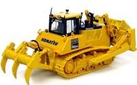 FREE SHIPPING!! Uh8010 Komatsu D155AX-7   1/50 UNIVERSAL HOBBIES   bull Dozer toy