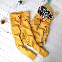 2014 women's set female casual fashion sportswear long-sleeve pullover sweatshirt set