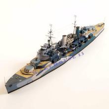 paper model battleship promotion