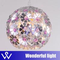 modern brief dia 18cm pendant light crystal lamp restaurant lamp lamps fashion lighting