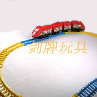 Night market electric thomas train toy child fun  child products wholesale