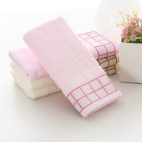 Vosges 100% cotton beauty towel lovers design soft cotton washouts 100% absorbent