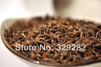 250g tea shoots puer, senior loose puerh tea,2002 year Ripe puer tea,free shipping