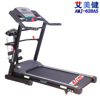 628as electric running machine walking machine ultra wide run with household mute lose weight fitness equipment