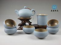 glaze match Tea set pearl glaze variety style teapot