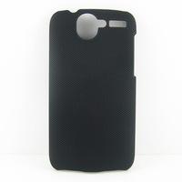 New Design Black Mesh Net Hard COVER CASE Skin for HTC Desire Bravo G7