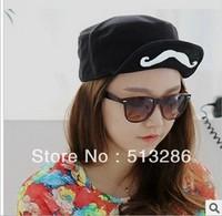 Free shipping,1pcs,2013 new full beard the hip-hop cap woman's baseball caps Autumn edge become warped tongue hats,3 color.