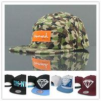 Cool Diamond Snapback Hat Hot Sale Diamond Supply Baseball Cap Fashion Men Hat Cheap Price Hat Wholesale