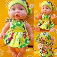 25 fucoidin doll artificial baby doll plastic doll