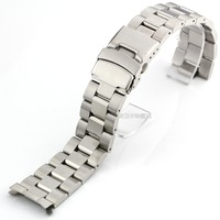 Ef-527 d l watchband stainless steel solid watchband steel strip watch accessories