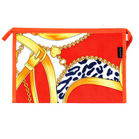 Classic Bohemia 2013 print pattern big Small women's cosmetic bag cosmetic bag storage bag