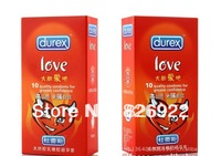 2013 NEW Durex condoms Durex LOVE 10box Bold Love 100 Condoms/Lot sex condom