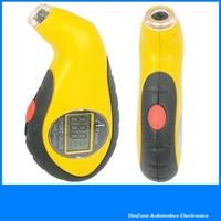 LCD Digital Display Digital Tyre Pressure Meter ,free shipping!