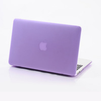 "Wholesale Free shipping 12colours matting new hard case for Macbook Air 13"" 15"" plastic cover case for macbook"