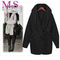 новые моды Корея женщин балахон Куртка Пальто теплые пуховики с капюшоном толстовки nz1006 zip