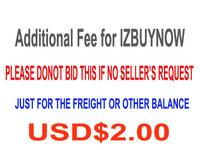 Extra Fee For IZBUYNOW