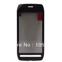 For Nokia N603 TOUCH Digitizer Screen Panel Replacement  Black