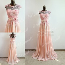 popular lace evening dress