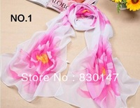 Free Shipping!!! 2013 Wholesale Handmade And Factory Directly Sale Fashion Pashmina Print Scarf Women