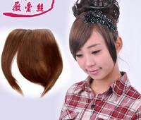 Fashion female wig piece oblique bangs , female belt false fringe hair piece jiafa