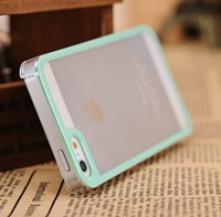 Free Shipping!Protective Case Transparent Plastic PC Case For IPhone Wholesale Cheap