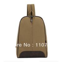 2013 small fresh canvas bag multifunction shoulder bag lady fashion bag retro  travel backpack