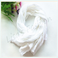 Free shipping Fashion(30pcs/Lot)White colour Nylon flower stocking net silk flower accessories for DIY