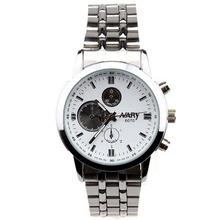 JewelOra 2013 new products famous brand jewelry Japan Movt Steel Couple Wrist Watch(1pcs) #WA100151