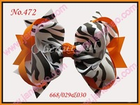 free shipping 145pcs 5.5'' big ring hair bows girl hair accessories popular popular hair clips newest big bows