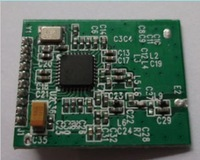 2pcs lot Long-distance wireless communication module CC1120 High stability and reliability +Free shipping