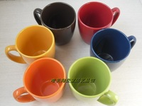 Cup brush tea cup ceramic mug coffee cup lovers cup