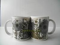 Ceramic cup mug cup rabbit cup fox cup
