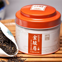 35g chinese black tea paulownia super spring new china fujian red premium top the tops products wholesale free shipping food