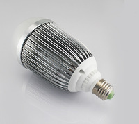 Free Shipping High Quality E27 9W LED Ultra Bright Globe Medium Base Light Lamp Bulb  HOT Selling