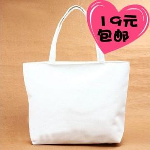 the knapsack monogram bag michael handbag 2013 women's handbag white black diy painting shoulder bag messenger bag student bag