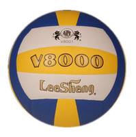 2013 New Arrive Lisheng v8001 Volleyball Inflatable Volleyball floptical primary school students Gas needle